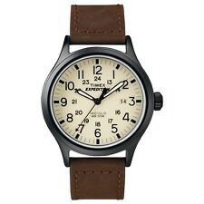 Timex T49963 para hombre Expedition Reloj Marrón Scout