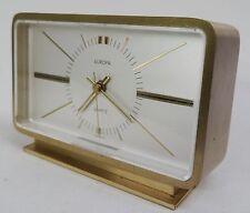 vintage alarm clock - Elektromachanischer Wecker Europa Uhr made in Germany 70er
