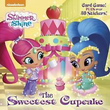 8x8 Shimmer And Shine - Sweetest Cupcake (2016) - New - Childrens
