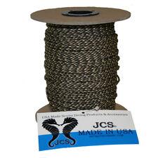 JCS High Strength, No Stretch Kevlar Cord Camouflage Speargun Line 325 Feet