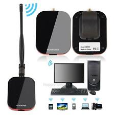 High Power 150Mbps Long Range N9000 RT3070 USB Wireless Adapter Network Antenna