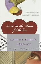 Love in the Time of Cholera Garcia Marquez, Gabriel Paperback- Very Good