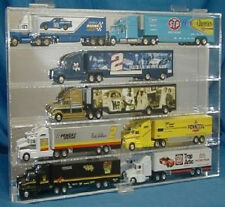 Diecast Truck & Hauler Display Case Holds 10 Made in USA New in Box