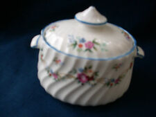 Minton Summer Bouquet  lidded sugar bowl