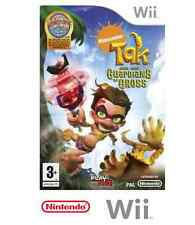 TAK AND THE GUDIANS OF GROSS=NINTENDO Wii=COMPLETE=NICKELODEON=AGE 3+=U