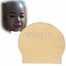 Reusable Skin Bald Head Cap Halloween Party Props Costume Dress Up Supplies DT
