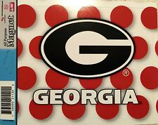 University of Georgia Bulldogs Magnet New Made in the USA  FOOTBALL