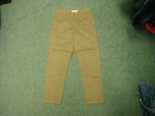 """Next Slim Tapered Jeans Waist 26"""" Leg 25"""" Faded Brown Mens Jeans"""