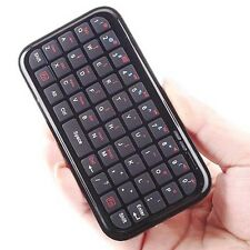 Mini Bluetooth Keyboard For iPhone 6S 6 Plus 5S 5G 5C 4G 4S Samsung AB#E