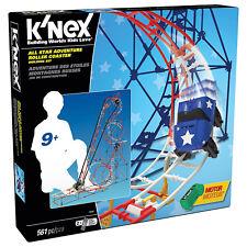 Knex K/'nex Star Shooter Achterbahn mit Motor Bausatz