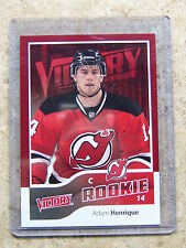 11-12 UD Victory RC Rookie Red Parallel Version ADAM HENRIQUE #224