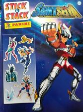 saint seiya caballeros del zodiaco panini stick and stack dioramas STICKER SEAL