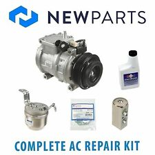 NEW BMW E36 3 Series 325i 325is 92-95 A/C Repair Kit With Compressor & Clutch