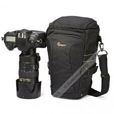 Lowepro Toploader Pro 75 AW II DSLR Camera Holster Shoulder Bag Case Rain Cover