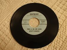 KAY LANDE  THERE'S A BIG SHIP SAILING/LITTLE TUNE CAPRICE  65 M-