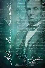 Abraham Lincoln Journal : Gettysburg Address (Notebook, Diary, Blank Book)...