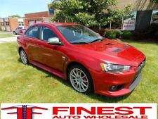 Mitsubishi : Lancer EVOLUTION GSR AWD 5-SPEED WARRANTY CLEAN CARFAX