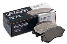 Disc Brake Pad Wearever Silver Semi-Metallic Front MKD477 Advance Auto JEEP