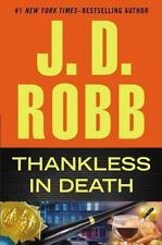 Thankless in Death by Robb, J. D., Good Book
