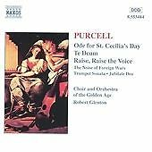 Henry Purcell - Purcell: Ode for St. Cecilia's Day; Te Deum; Raise, Raise the...