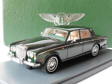 BENTLEY T1 SALOON GREEN METAL 1974 NEO 44135 1/43 RHD GRUN METALLIC RIGHT HAND