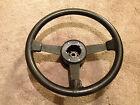 Original Leather Wrapped 3 Spoke Steering Wheel 3rd Gen 82-89 Firebird Trans Am