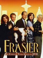 Brand New DVD Frasier Complete Third Season Kelsey Grammar David Hyde Pierce