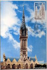 Yt 1808  FRANCE  Carte Postale Maximum ST PAUL DE LEON LE HREISKER 1974