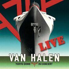 VAN HALEN - LIVE TOKYO DOME IN CONCERT - 2CD BRAND NEW DIGIPACK 2015