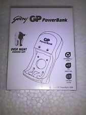 Godrej GP PowerBank Rechargeable Battery Cell Charger ,1 yrs wrt