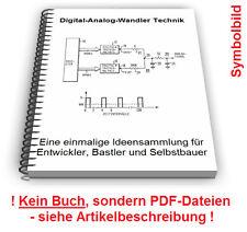 Digital Analog Wandler selbst bauen - DA-Wandler Technik Patente Patentschriften