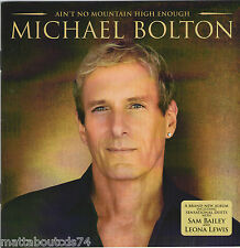 MICHAEL BOLTON - AIN'T NO MOUNTAIN HIGH ENOUGH   *NEW 2014 CD ALBUM  LEONA LEWIS