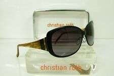 Originale Occhiali da sole CHRISTIAN ROTH Titan CR 14287 BK