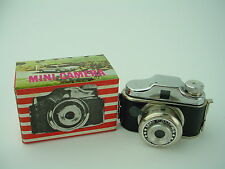 """ Mini Camera "" Vintage Subminiature Spy Camera Hit-Type + Box - Beautiful  !!!"