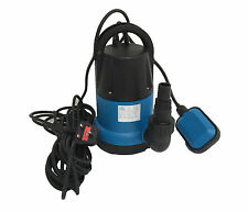 Submersible Water Pump + 5 metres Lay Flat Hose Hot Tub Swimming Pool Koi Pond