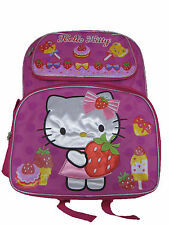 "A03045 Hello Kitty Large Backpack 16"" x 12"""