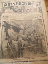 20229 am stillen Herd Münchmeyer 1917-18 kpl  Zeitschrift 1. Weltkrieg Marlitt