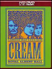 Cream-Royal Albert Hall (HD-DVD) BRAND NEW SEALED SHIPS NEXT DAY AZ