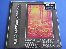 THE VELVET UNDERGROUND - LIVE AT END OF COLE AVENUE DALLAS 1969 - 2 LP SEALED