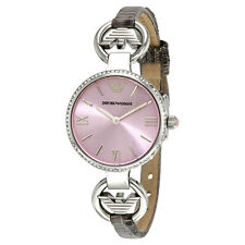 Emporio Armani Classic Rose Sunray Dial Ladies Watch AR1884