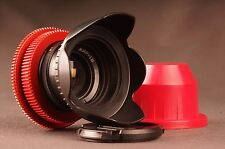 FULL FRAME CINE WIDE ANGLE LENS 4K 2.8/37mm MIR-1V PL  RED ARRI MOVIE BMPCC URSA