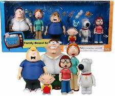 Mezco Family Guy Deluxe Boxed Set of 6 Action Figures Dolls