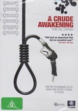A Crude Awakening DVD - Sustainability, Oil, Energy, Documentary, Global Issues