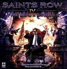 Original Game Soundtrack: Malcolm Kirby Jr - Saints Row IV The Soundtrack CD NEW
