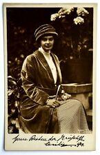 Cartolina Originale Kronprinzessin Cecilie Von PreuBen