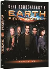 Earth Final Conflict Complete Second Season 2 Two DVD SET TV Collection Series R