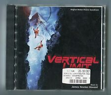 OST Soundtrack CD VERTICAL LIMIT 2000 James Newton Howard 15-tr Varese Sarabande