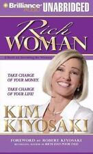Rich Woman: A Book on Investing for Women by Kiyosaki, Kim