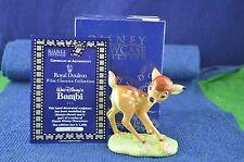 Lovely Royal Doulton Walt Disney's Bambi limited england  No FC1 USC RD7027