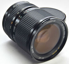 TAMRON SP 28-80mm 3.5-4.2 Adaptall (27A)